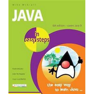 Java in Easy Steps: Covers Java 9 (Häftad, 2017)