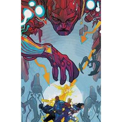 Ultimates 2 Vol. 2: Eternity War (Häftad, 2017)