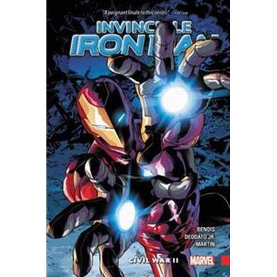 Invincible Iron Man 3 (Pocket, 2017)