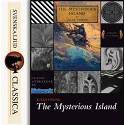 The Mysterious Island (Ljudbok nedladdning, 2015)