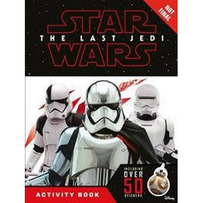 Star Wars The Last Jedi Activity Book with Stickers (Häftad, 2017)
