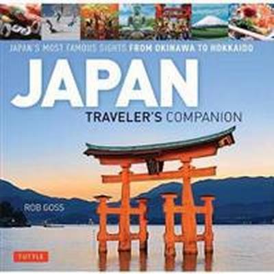 Japan Traveler's Companion (Inbunden, 2017)