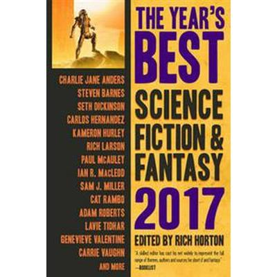 The Year's Best Science Fiction & Fantasy 2017 Edition (Häftad, 2018)