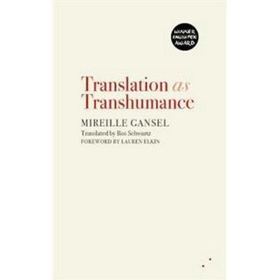 Translation as transhumance (Pocket, 2017)