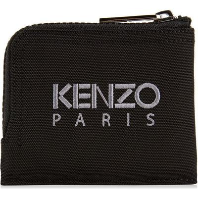 Kenzo Zipped Tiger Purse - Black (F855PM303F20.99.TU)