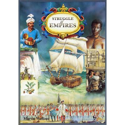 Eagle-Gryphon Games Struggle of Empires