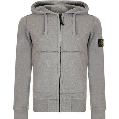 Stone Island Hooded Sweatshirt Dust (60240)
