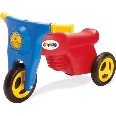 Dantoy Motorcykel med Plastikhjul 3320