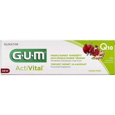 GUM ActiVital Toothpaste 75ml