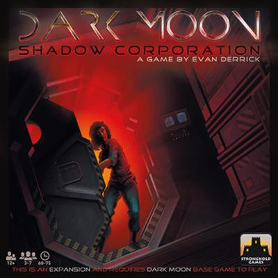 Stronghold Games Dark Moon: Shadow Corporation