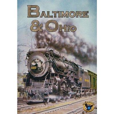 Eagle-Gryphon Games Baltimore & Ohio