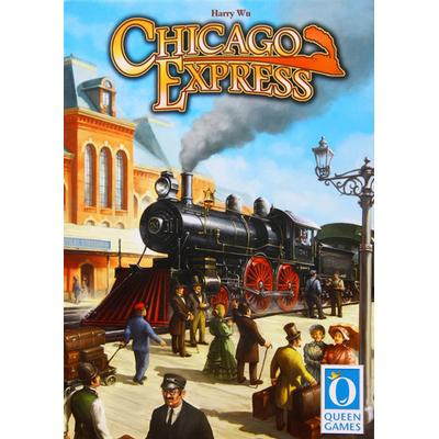 Queen Games Chicago Express