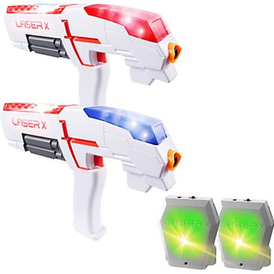 Character Laser X Double Pack