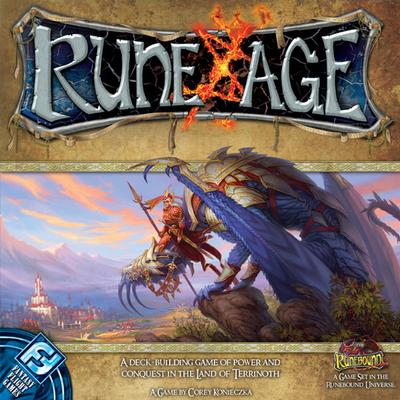 Fantasy Flight Games Rune Age