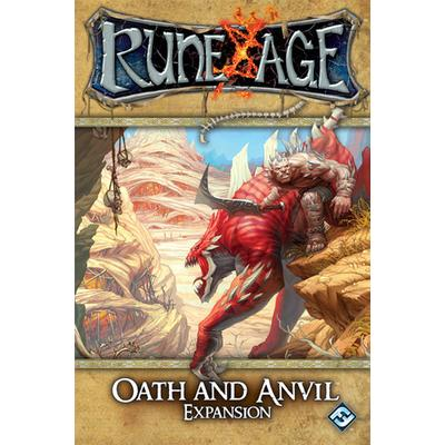 Fantasy Flight Games Rune Age: Oath & Anvil (Engelska)