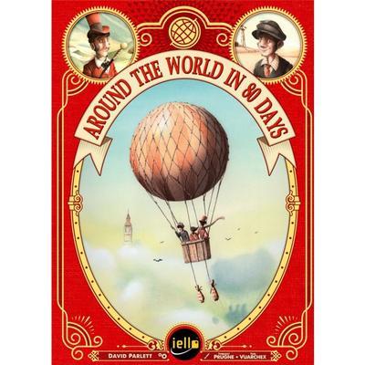 Iello Around the World in 80 Days