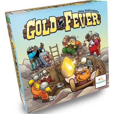 Lautapelit Gold Fever Resespel