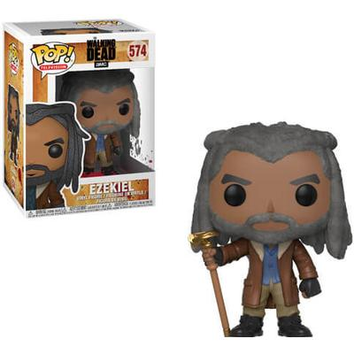 Funko Pop! Television The The Walking Dead Ezekiel