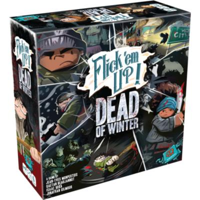 Pretzel Games Flick 'em Up!: Dead of Winter