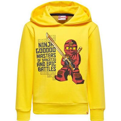 Lego Wear Ninjago Sweatshirt Sebastian 104 - Yellow