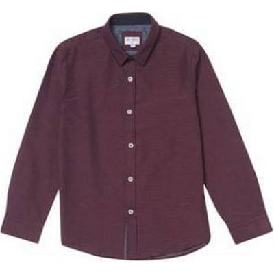 Burton Double Collar Shirt - Red (55S02ABUR)