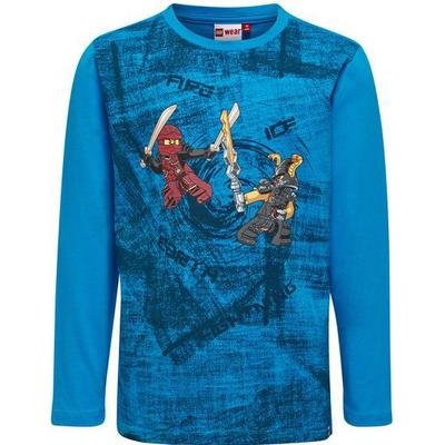 Lego Wear Ninjago T-shirt Thomas 109 - Blue