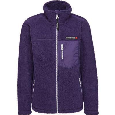 Lego Wear Polar Fleece Cardigan Saxton 773 - Dark Purple