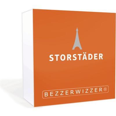 Bezzerwizzer Bricks - Storstäder (Svenska)