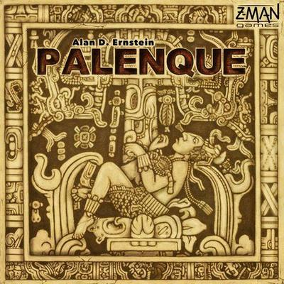 Z-Man Games Palenque