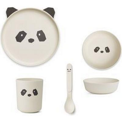 Liewood Bamboo Tableware Box Set Panda