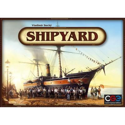 Czech Games Edition Shipyard
