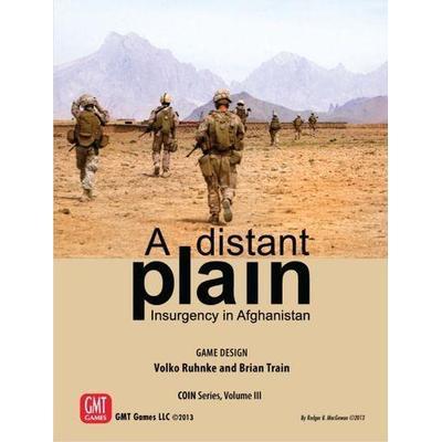 GMT Games A Distant Plain (Engelska)