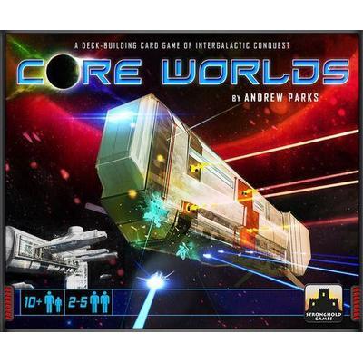 Stronghold Games Core Worlds (Engelska)