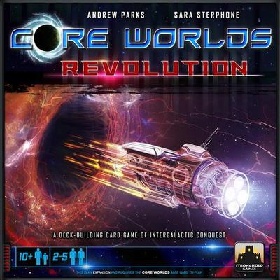 Stronghold Games Core Worlds: Revolution (Engelska)