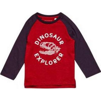 Burton Dinosaur Explorer Print T-shirt - Red (59T02ABUR)