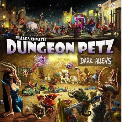 Czech Games Edition Dungeon Petz: Dark Alleys