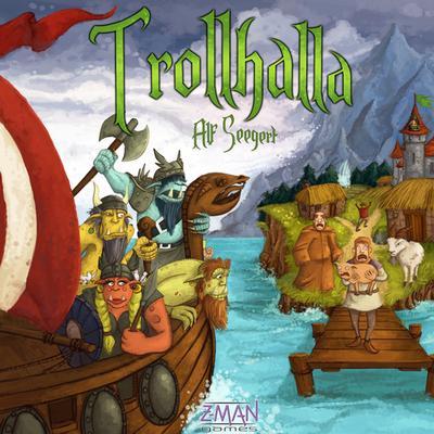 Z-Man Games Trollhalla