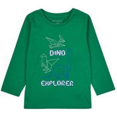 Burton Long Sleeve T-Shirt - Green (59T02AGRN)