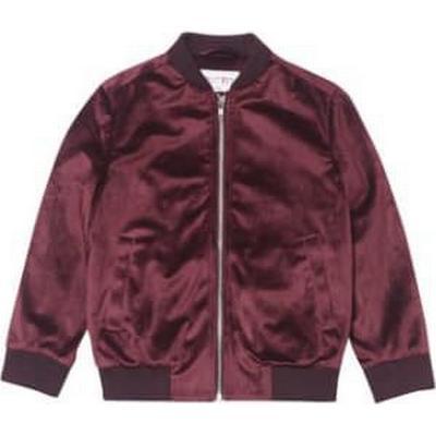 Burton Bomber Jacket - Red (55C01ABUR)