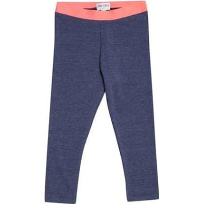 Burton Denim Marl Leggings - Blue (69B01ABLU)