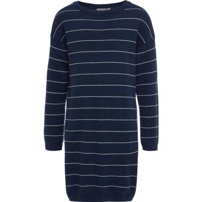 Name It Nitvanja Knitted Dress - Blue/Dress Blues (13145671)