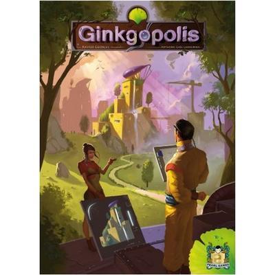 Z-Man Games Ginkgopolis