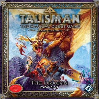Fantasy Flight Games Talisman: The Dragon
