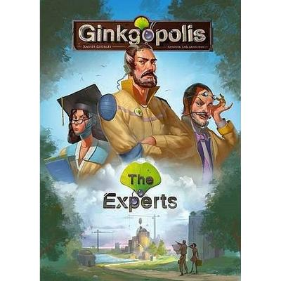 Z-Man Games Ginkgopolis: The Experts