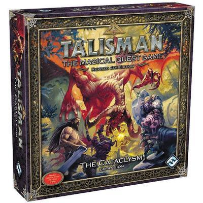 Fantasy Flight Games Talisman: The Cataclysm (Engelska)