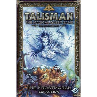 Fantasy Flight Games Talisman: The Frostmarch