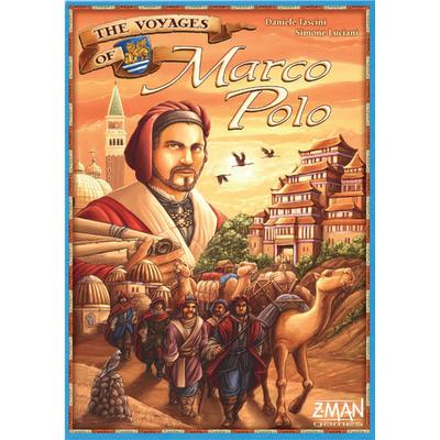 Z-Man Games The Voyages of Marco Polo Resespel