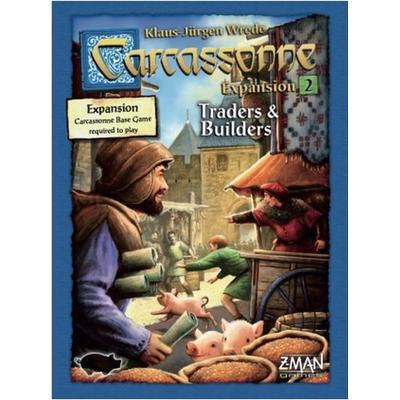 Enigma Carcassonne: 2 Traders & Builders