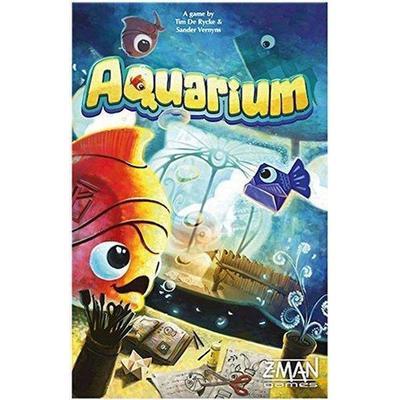 Z-Man Games Aquarium