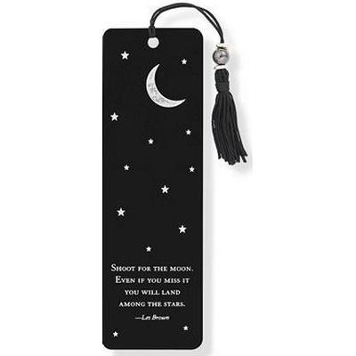 Shoot for the Moon Beaded Bookmark (Övrigt format, 2009)